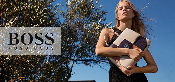Deutsche Modemarken Hugo Boss