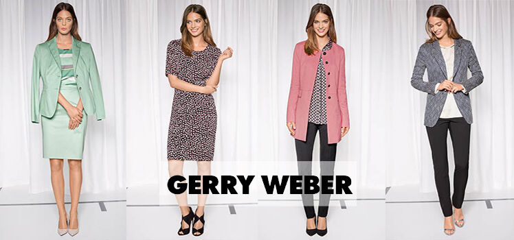 Deutsche Modemarken Gerry Weber