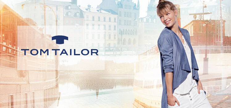Deutsche Modemarken Tom Tailor