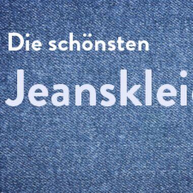 Die schönsten Jeanskleider 2015