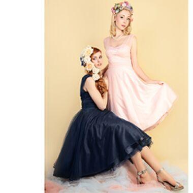 Außergewöhnliche Abendkleider: Festliche Kleider im 50er Stil