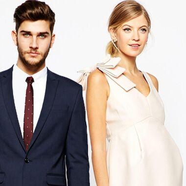 Schwanger heiraten – So findest Du dein perfektes Umstands-Brautkleid für die Spontanhochzeit